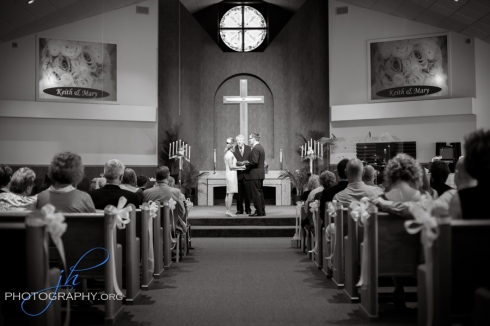 Toledo Intimate Wedding
